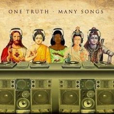One #Truth. Many #Songs.  #Music is Key