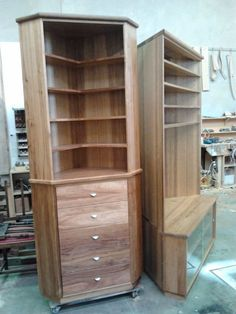 We specialise in creating and installing custom made built in furniture for home interiors. Built In Furniture, Industrial Furniture, Furniture Design, Wood Slat Wall, Wood Slats, Make Build, Built In Bookcase, Tall Cabinet Storage, Shelves