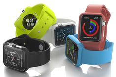 The First Crowd Funded Projects Based On The Apple Watch | Wrist Action