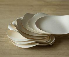 Disposible shfancy plate