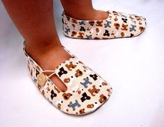 Cutest 10 patrones de zapatos para bebés Ever | Secretos Costura - Un blog por Coats & Clark