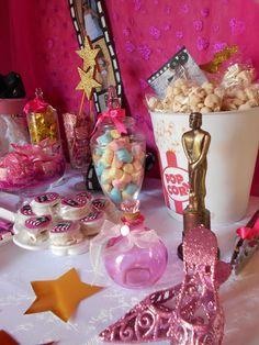 Movie Star Party #moviestar #party  @Alisha Sopota Slusser Nevaeh would prob like something like this too!