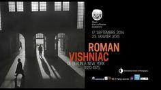 Bande annonce de l'exposition Roman Vishniac De Berlin à New York au Mahj