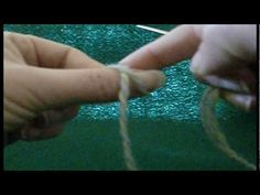 Knit Like a Viking with Nalbinding - How to do the Oslo stitch- I don't knit but I have Nordic blood so I felt I needed to share this lol