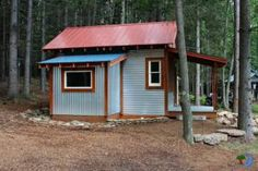 Orion | Rent a Tiny House in Deep Creek Lake | Blue Moon Rising Cabins