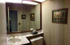 Powder room ~ Sheryl Lynn Johnson  (805) 907-8270 SherylLynn@ConnectingHeartsToHomes.com CalBRE #01446902