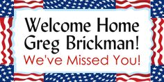 Great website for free homecoming banners to military families!