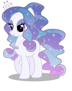 I'm so tired from a day at work, but I had this design for a pony in my head for hours so I had to draw it before I sleep... I've only come up with colors so whoever adopts her can name her. Someth...