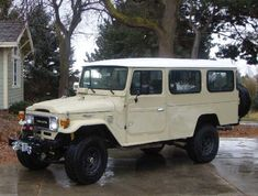 Toyota Land Cruiser HJ47