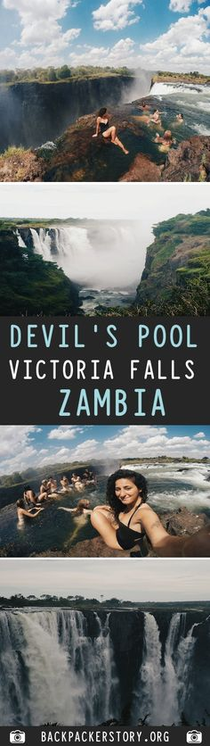 Devil's Pool – Victo