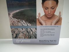 Beautifying Nail Kit Premier by Dead Sea Simulating Beauty treatment for Hands #Deadsea