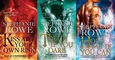 """Soulfire Series..."" by Stephanie Rowe"