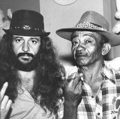 baga do bigas: Alceu Valença e Jackson do Pandeiro - 1978 - Ao vivo, no projeto Pixinguinha