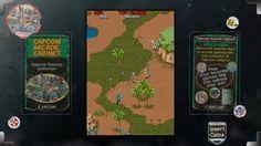 A screenshot from Commando.