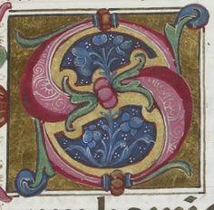 Thomas de Aquino , Catena aurea in Matthaeum Auteur : Rapicano, Nardo (14..-14..?). Enlumineur présumé Auteur : Thomas Aquinas (saint ; 1225?-1274). Auteur du texte Date d'édition : 1460-1500