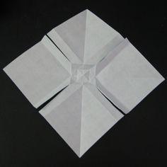 How-to: Make an Origami/Kirigami Bow | madpimp.com