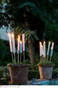 Ideas diy garden party lights mason jars for 2019 Garden Party Decorations, Garden Parties, Summer Parties, Summer Drinks, Wedding Decorations, Outdoor Pots, Outdoor Gardens, Outdoor Candles, Party Outdoor