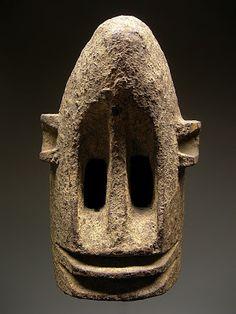 Africa | Dogon people, Mali | Monkey Mask