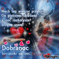 Night Pictures, Messages, Good Night, Emoticon Love, Smileys, Magick, Love Pictures, Polish, Nighty Night
