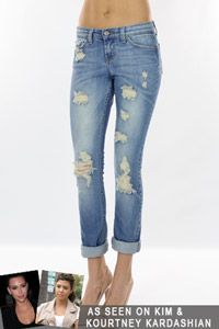 love ripped up jeans Jeans