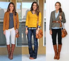 15 Thanksgiving Outfits for Every Occasion --//-- not just for Thanksgiving. These outfits are adorable.