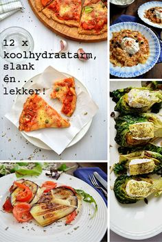 12 X KOOLHYDRAATARM, SLANK EN... LÉKKER ● Een streng dieet houdt niemand vol.  Dat geldt ook voor een koolhydraatarm dieet.  Maar het is geen slecht idee om wat minder koolhydraten (en vooral suiker) te eten.  Want... ieder pondje gaat door het mondje!  Hier vind je 12 gezonde, makkelijke en lekkere koolhydraatarme receptjes >> http://hallosunny.blogspot.nl/2016/02/koolhydraatarm-slank.html