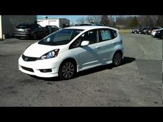 This 2013 Honda Fit Sport trim is available at Reddell Honda in Murfreesboro. Visit http://reddellhonda.com/