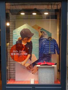 IKKS Junior - Vitrine New Co Printemps-Eté 2016 #Retail #Window #Display