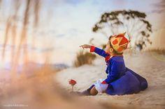 Ensaio fotográfico fofo e cativante de um 'Pequeno Príncipe brasileiro' | Catraquinha