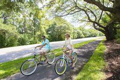 Biking on Kiawah #KiawahIsland #Biking #fitspo #fitspiration #fitnessfirst