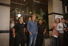Futbolistas Agremiados levantaría hoy el paro: Los jugadores cobraron y Marchi abrió la puerta para que vuelva el fútbol.
