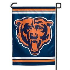 Chicago Bears Durable Garden Flag
