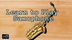 Learn to Play #Saxophone - Dhattu Swaras - Basic Lessons for Beginners - Saxophone Basics