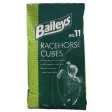 Baileys No. 11 Racehorse Cubes 20 kg - Horse Feed - Baileys