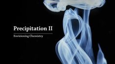 Precipitation reactions occur when cations and anions in solution combine to form an insoluble solid called a precipitate. This film shows 6 different precipitation… Inspirational Videos, Chemistry, Physics, Thinking Of You, Tube, Lens, Films, Thinking About You, Movies