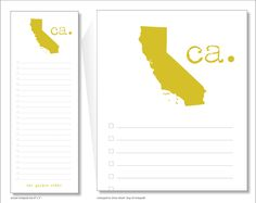 state notepads, via Etsy.