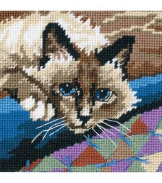 Manufacturer: Dimensions Finished Size: 5x5 From elegant to whimsical; landscapes to still-lifes; realistic to fantasy; no matter your style Dimensions has a fabulous needle-craft kit for you. The hig