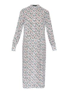 Lawrence floral-print silk dress | Mother Of Pearl | MATCHESFASHION.COM UK