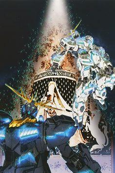 貴婦人と一角獣 機動戦士ガンダムUCユニコーン