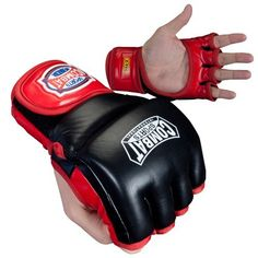 "Combat Sports MMA Fight Glove (Regular) by Combat Sports. $19.99. The top selling MMA fight gloves meet all state regulations for professional competition. Features include: 5-ounce weight and 1/2"" padding across the knuckles as mandated by state athletic commissions Open palm that allows full gripping capabilities Leather construction for lasting durability Three size options, including Regular (155 lbs. and lighter), Large (155 to 195 lbs.) X-Large (195 to 235 lbs.) or 2XL ..."