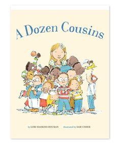 Another great find on #zulily! A Dozen Cousins Hardcover #zulilyfinds