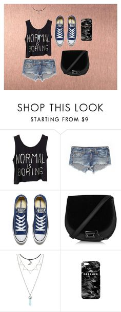 """""""Normal is boring"""" by jessicaj-311 on Polyvore featuring True Religion, Converse and Mr. Gugu & Miss Go"""