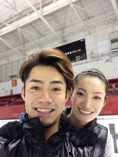 daisuke & shizuka