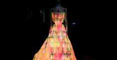 #Moda Camisetas y vestidos con tecnología LED | Movistar Next