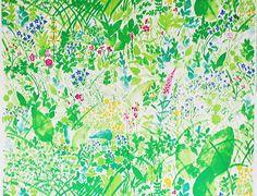 マリメッコ生地(布)KESANTO(ケサント・植物・小花柄)商品画像