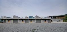 TAO (Trace Architecture Office), Su Shengliang · Wuyishan Bamboo Raft Factory