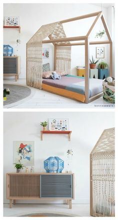 Dream Bed, Dream Kids Rooms