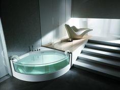 design badewanne für die ecke