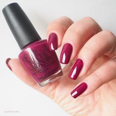 swatch OPI What's the Hatter with you? Alice through the Looking Glass Collection 2016