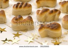 Typical spanish Christmas marzipan sweets. Selective focus.